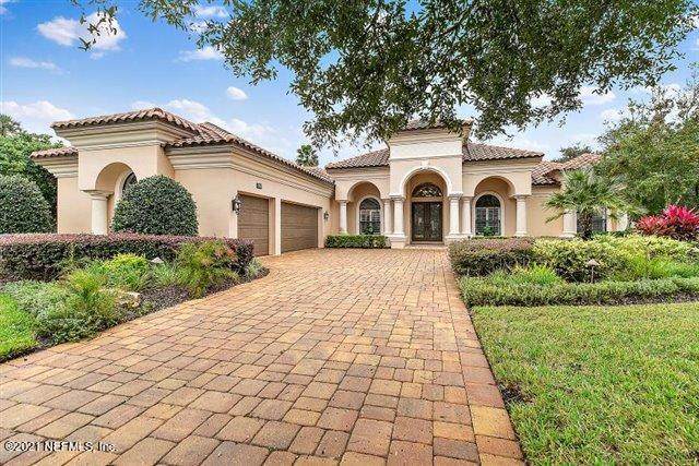 201 Mariela Ct, Ponte Vedra Beach, FL 32082 (MLS #1097839) :: Noah Bailey Group