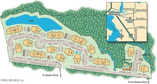 8601 Beach Blvd #1007, Jacksonville, FL 32216 (MLS #1098901) :: Ponte Vedra Club Realty