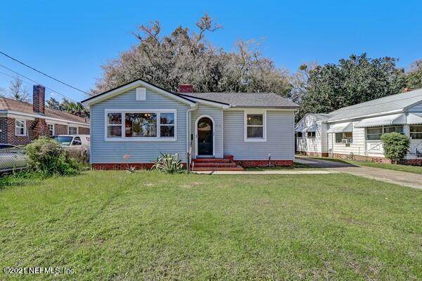 6718 Rydholm St, Jacksonville, FL 32208 (MLS #1099365) :: Ponte Vedra Club Realty