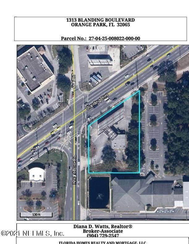 1313 Blanding Blvd, Orange Park, FL 32065 (MLS #1099648) :: EXIT Inspired Real Estate