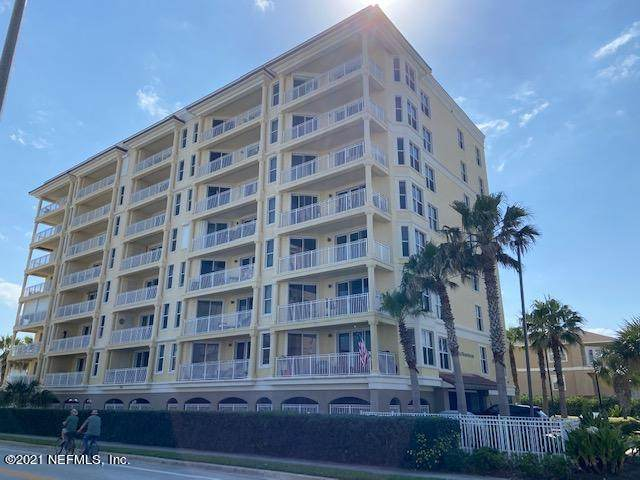 1126 1ST St #401, Jacksonville Beach, FL 32250 (MLS #1100588) :: The Coastal Home Group