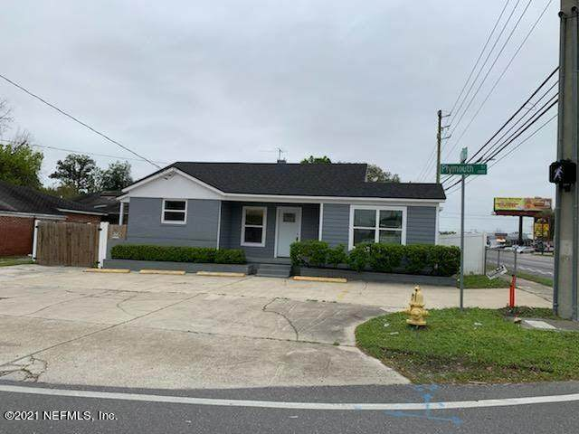 1201 Cassat Ave, Jacksonville, FL 32205 (MLS #1100704) :: Noah Bailey Group