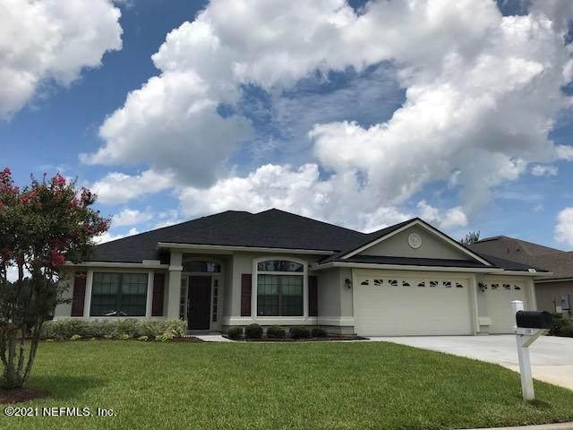 109 Cummer Way, St Augustine, FL 32095 (MLS #1102855) :: The Hanley Home Team