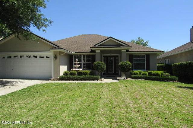 3141 Stonebrier Ridge Dr, Orange Park, FL 32065 (MLS #1103397) :: EXIT Real Estate Gallery