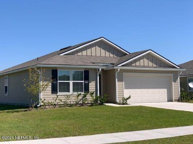 1961 Pebble Point Dr, GREEN COVE SPRINGS, FL 32043 (MLS #1103477) :: The Hanley Home Team