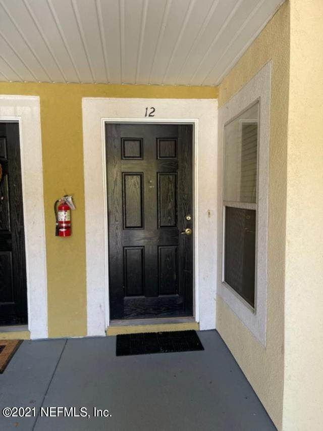 3671 Kirkpatrick Cir #12, Jacksonville, FL 32210 (MLS #1104428) :: EXIT Real Estate Gallery
