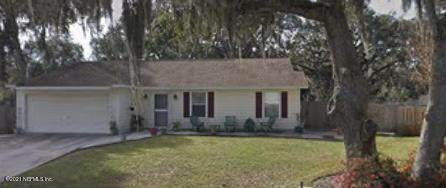 2363 Bonnie Oaks Dr, Fernandina Beach, FL 32034 (MLS #1104586) :: EXIT Inspired Real Estate