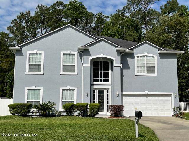 1221 Lake Parke Dr, Jacksonville, FL 32259 (MLS #1104972) :: EXIT Real Estate Gallery
