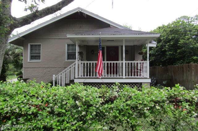 1155 Regis Rd, Jacksonville, FL 32218 (MLS #1105402) :: Noah Bailey Group