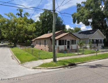 622 E 63RD St, Jacksonville, FL 32208 (MLS #1105482) :: Bridge City Real Estate Co.