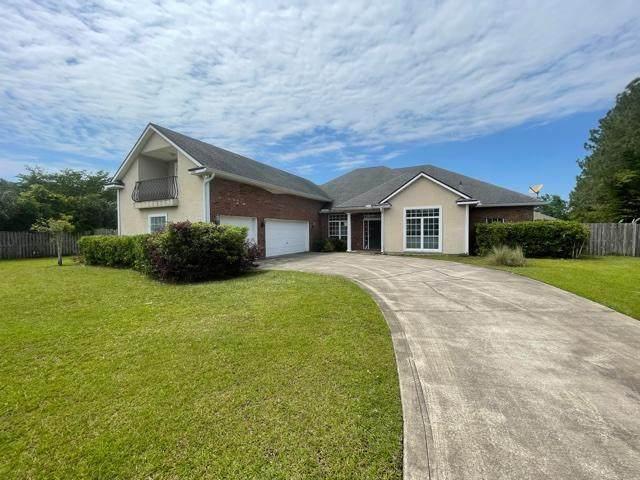 1004 Berry Ridge Ct, St Augustine, FL 32092 (MLS #1105767) :: The DJ & Lindsey Team