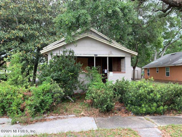 1227 W 27TH St, Jacksonville, FL 32209 (MLS #1106121) :: EXIT Inspired Real Estate