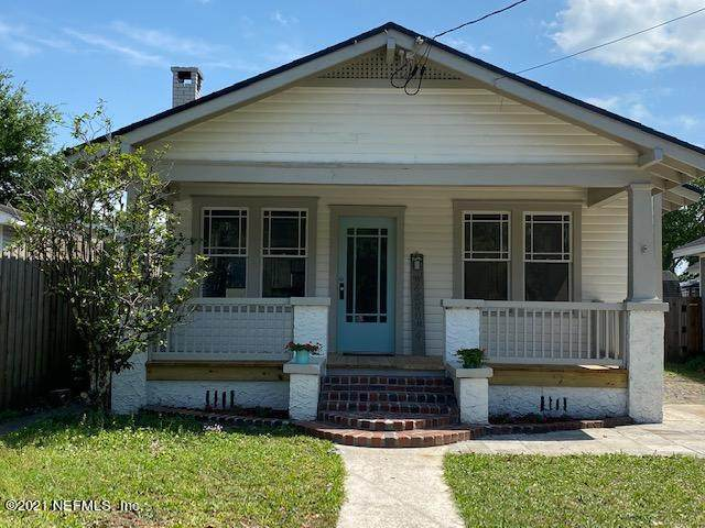 4436 Melrose Ave, Jacksonville, FL 32210 (MLS #1106192) :: The Hanley Home Team