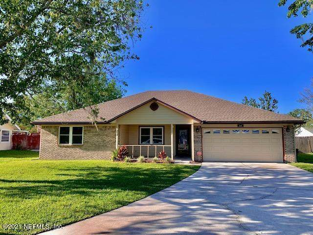 2626 Sharpsburg Ct, Middleburg, FL 32068 (MLS #1107892) :: Berkshire Hathaway HomeServices Chaplin Williams Realty