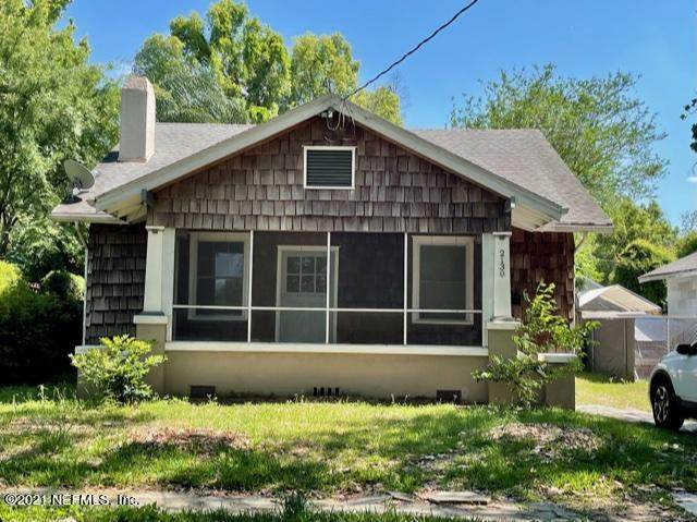 2130 Gilmore St, Jacksonville, FL 32204 (MLS #1107898) :: The Hanley Home Team