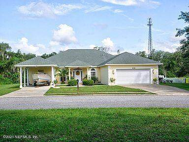 218 Oak Ridge Dr, Welaka, FL 32193 (MLS #1108448) :: The Hanley Home Team
