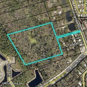 0 S Holmes Blvd, St Augustine, FL 32084 (MLS #1110207) :: EXIT Real Estate Gallery