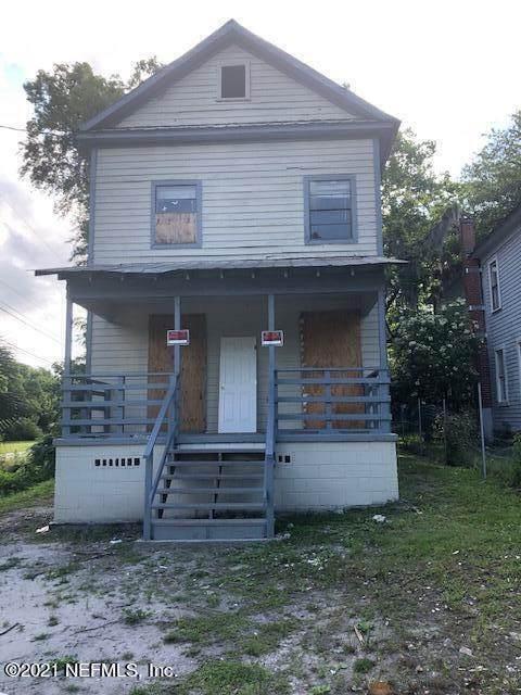 309 Nixon St, Jacksonville, FL 32204 (MLS #1112063) :: Noah Bailey Group