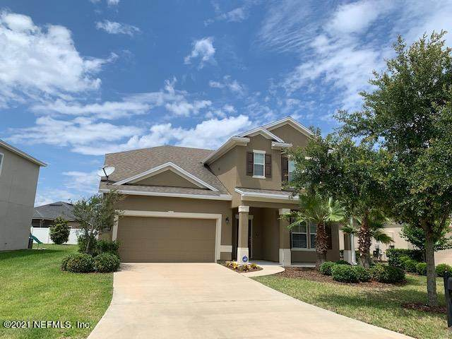 16091 Dowing Creek Dr, Jacksonville, FL 32218 (MLS #1112863) :: The Newcomer Group