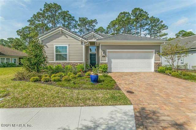 111 Portada Dr, St Augustine, FL 32095 (MLS #1113441) :: Noah Bailey Group