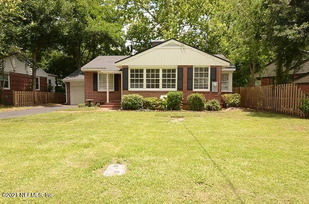 1141 Brierfield Dr, Jacksonville, FL 32205 (MLS #1113970) :: The Hanley Home Team