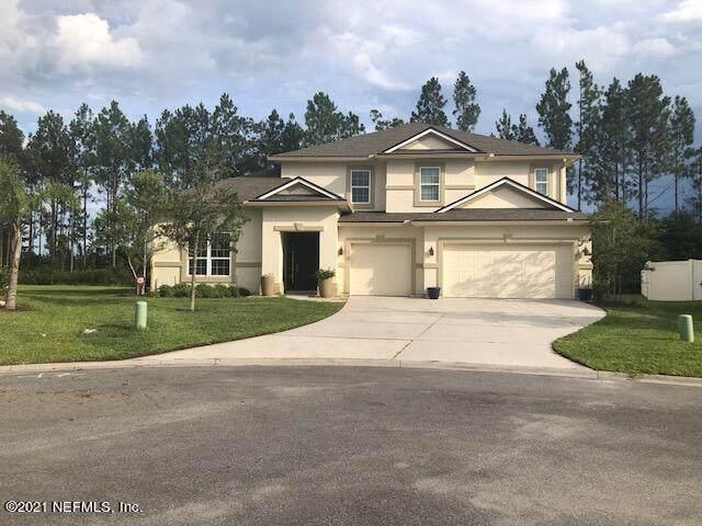 33 Reef Bay Ct, St Augustine, FL 32092 (MLS #1114009) :: EXIT Real Estate Gallery