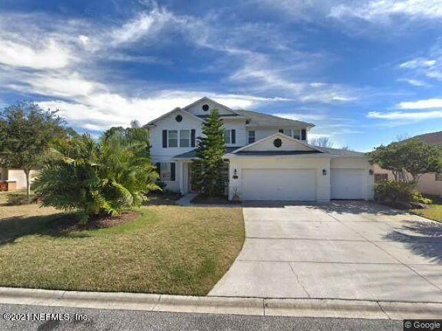 369 Brantley Harbor Dr, St Augustine, FL 32086 (MLS #1114097) :: 97Park