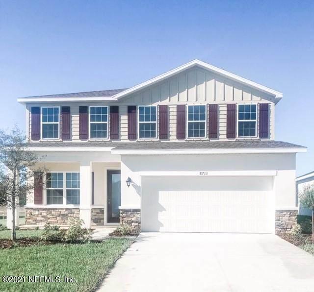 1527 Tanoan, Jacksonville, FL 32221 (MLS #1114338) :: Noah Bailey Group