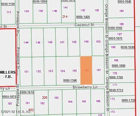 0 Strawberry Ln., Pomona Park, FL 32181 (MLS #1114588) :: Berkshire Hathaway HomeServices Chaplin Williams Realty