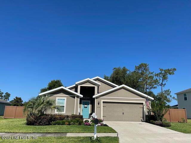 6324 Sands Pointe Dr, Macclenny, FL 32063 (MLS #1114750) :: EXIT Real Estate Gallery