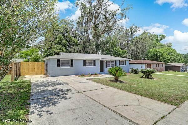 412 Virgo Ln, Orange Park, FL 32073 (MLS #1114798) :: EXIT Inspired Real Estate