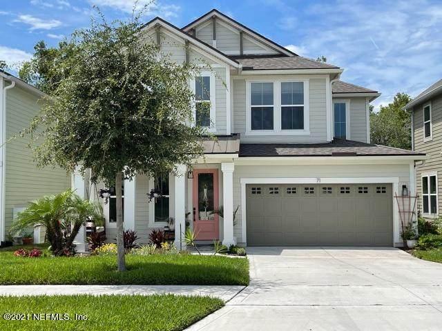 71 Tarklin Rd, St Johns, FL 32259 (MLS #1115066) :: The Randy Martin Team | Watson Realty Corp