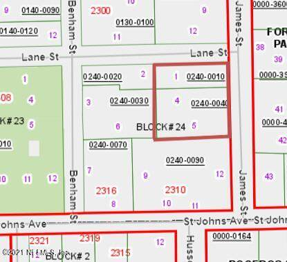 106 James St, Palatka, FL 32177 (MLS #1115270) :: Crest Realty