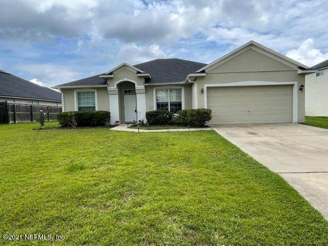 2834 Harvest Moon Dr, Orange Park, FL 32073 (MLS #1115404) :: Keller Williams Realty Atlantic Partners St. Augustine