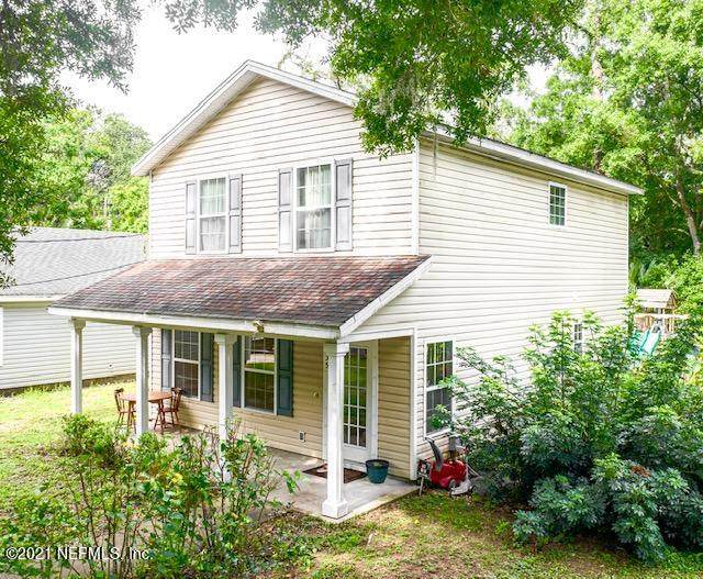 1535 N Whitney St, St Augustine, FL 32084 (MLS #1115509) :: Olson & Taylor   RE/MAX Unlimited