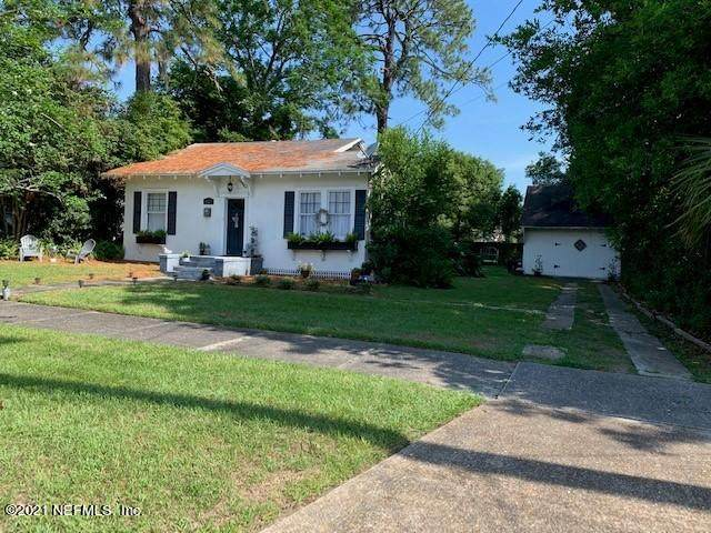4423 St Johns Ave, Jacksonville, FL 32210 (MLS #1115510) :: The Huffaker Group