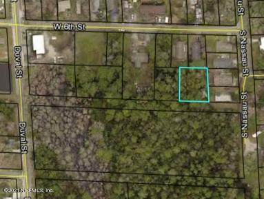 708 W 7TH St, St Augustine, FL 32084 (MLS #1115915) :: EXIT Inspired Real Estate