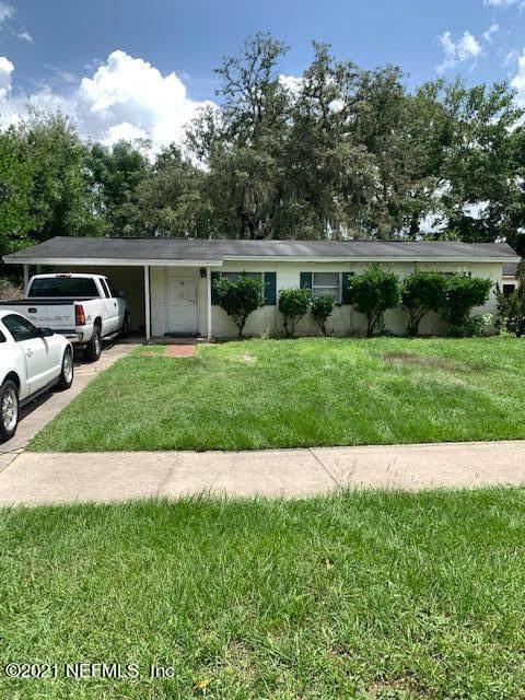 390 Woodside Dr, Orange Park, FL 32073 (MLS #1116400) :: 97Park