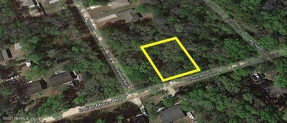 113 Indian Mound Rd, Satsuma, FL 32189 (MLS #1119215) :: Ponte Vedra Club Realty