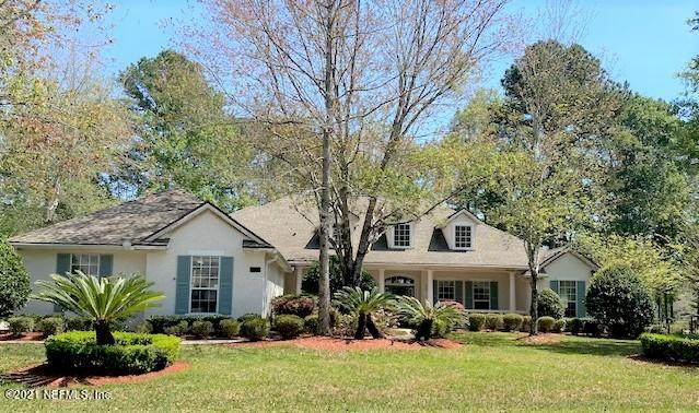 577 Golden Links Dr, Orange Park, FL 32073 (MLS #1119509) :: Olson & Taylor | RE/MAX Unlimited