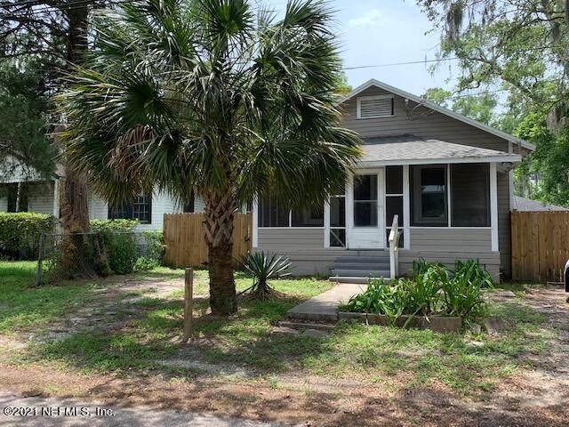 9156 2ND Ave, Jacksonville, FL 32208 (MLS #1119778) :: The Volen Group, Keller Williams Luxury International