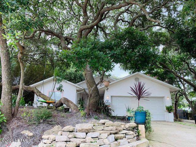 33 Ocean Trace Rd, St Augustine, FL 32080 (MLS #1119924) :: The Collective at Momentum Realty