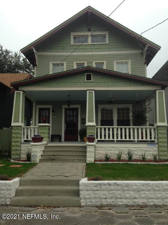 347 Cottage Ave, Jacksonville, FL 32206 (MLS #1122119) :: EXIT Real Estate Gallery