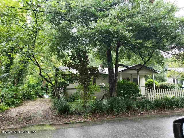 56 S Whitney St, St Augustine, FL 32084 (MLS #1122677) :: The Randy Martin Team | Watson Realty Corp