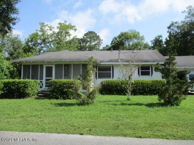 727 Lafayette St, Starke, FL 32091 (MLS #1122688) :: Olde Florida Realty Group