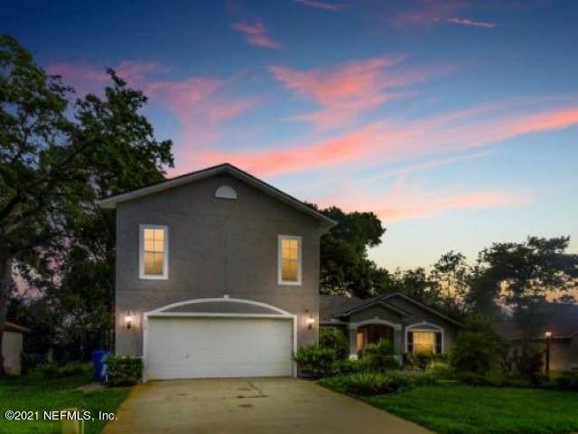659 Aleida Dr, St Augustine, FL 32086 (MLS #1122795) :: Olde Florida Realty Group