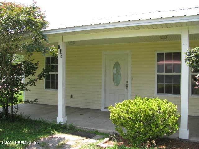 107 Lake Ln, Crescent City, FL 32112 (MLS #1122985) :: EXIT 1 Stop Realty