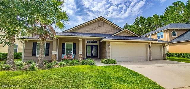80063 Cattail Cir, Yulee, FL 32097 (MLS #1123135) :: Berkshire Hathaway HomeServices Chaplin Williams Realty
