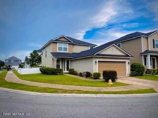419 Mahoney Loop, Orange Park, FL 32065 (MLS #1123418) :: Olde Florida Realty Group