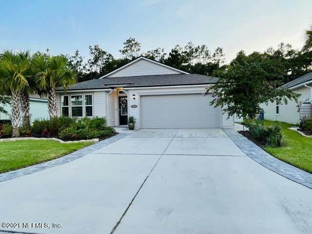125 Pickett Dr, St Augustine, FL 32084 (MLS #1123449) :: Engel & Völkers Jacksonville